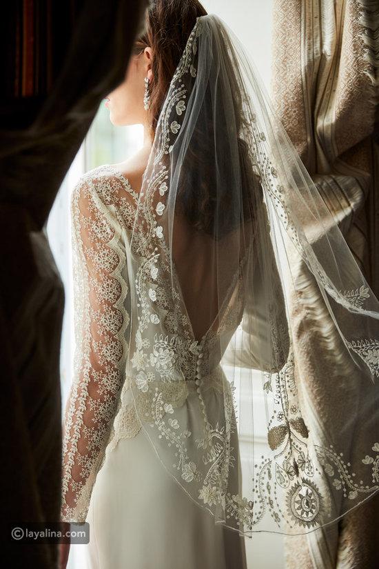 5a58040b1 صيحات فساتين زفاف عروس 2017 ستبدو مختلفة