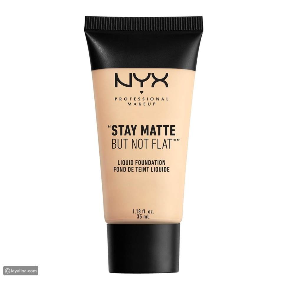 Stay Matte but not flat