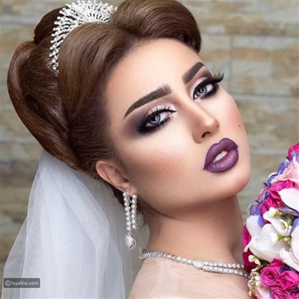مكياج عروس 2018 خليجي