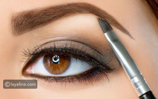 104bf4c54a4da أهم 11 حيلة للحصول على أحسن مكياج عيون - ليالينا