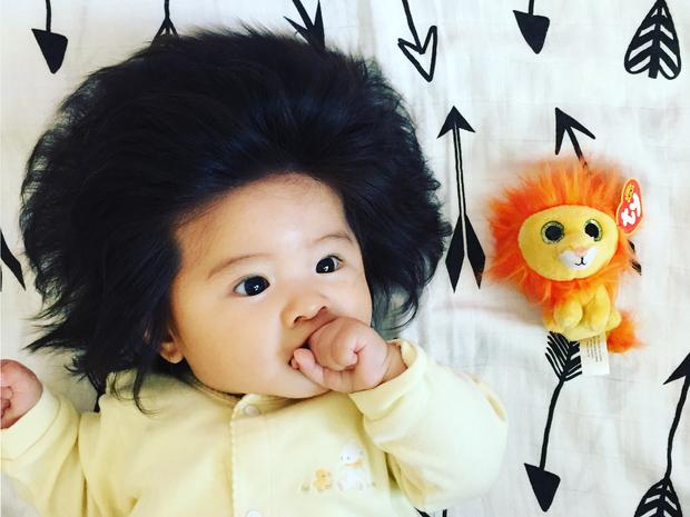 الرضيعة بيبي تشانكو