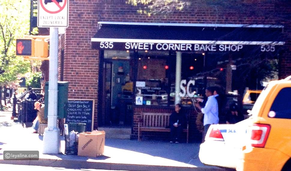 sweet corner bakeshop