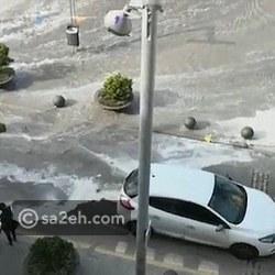 تسونامي جديد يضرب أجمل شواطئ العالم.. شاهد الفيديو