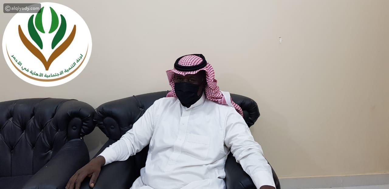 شجاعة مواطن سعودي اقتحم النيران حرفياً من أجل مساعدة الجيران