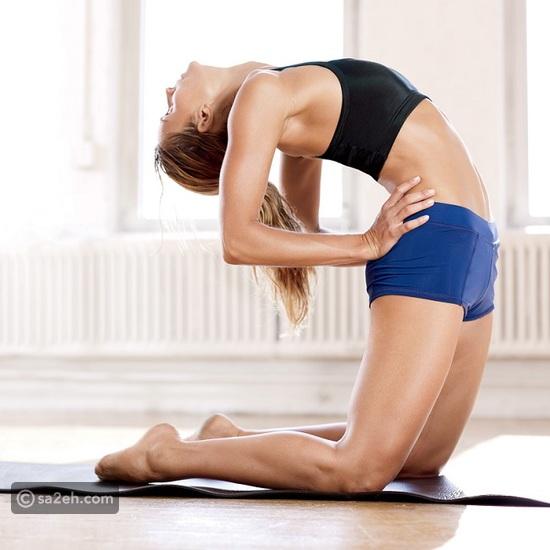 6 وضعيات يوغا تحسن الهضم